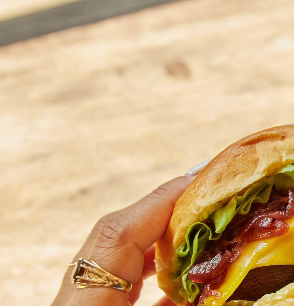 eden jaxx burger